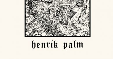 Henrik Palm 'Poverty Metal'