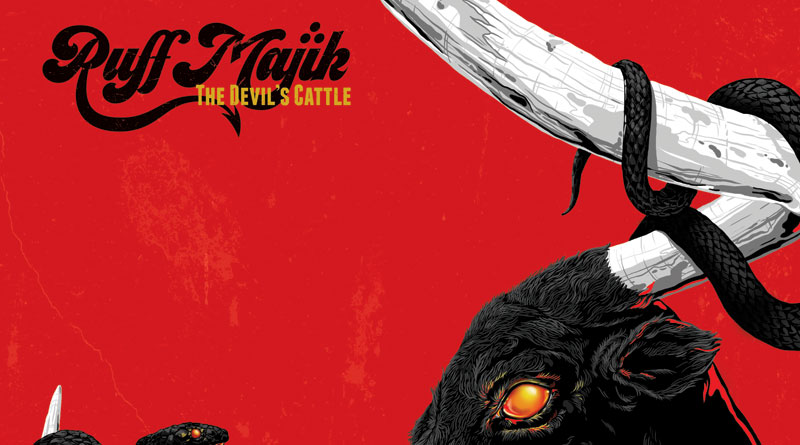 Ruff Majik 'The Devil's Cattle'