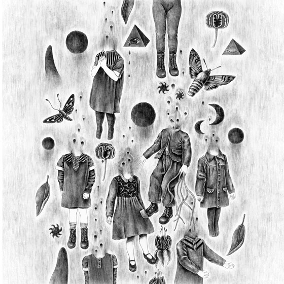 Benjamin Finger & James Plotkin 'We Carry The Curse'