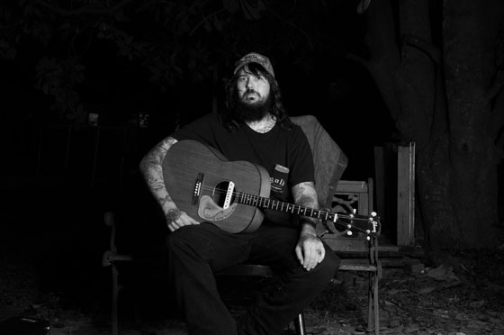 Johno Leeroy - Photo by Zachariah Orbin