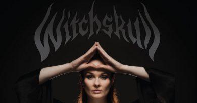 Witchskull 'A Driftwood Cross'