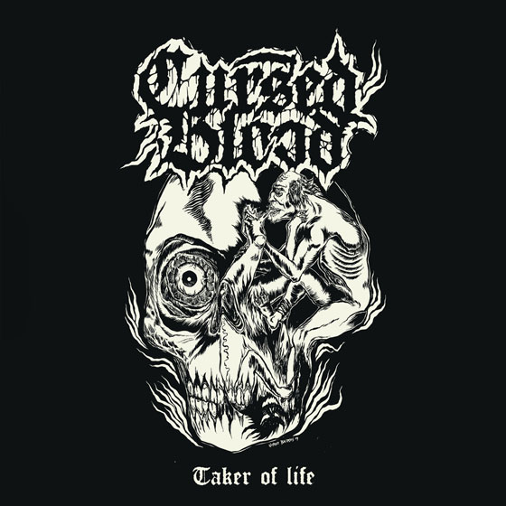 Cursed Blood 'Taker Of Life'