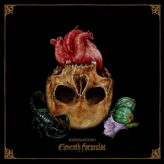 Exhumation 'Eleventh Formulae'