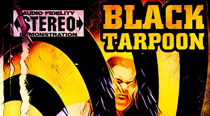 Black TarPoon 'The Thad' EP