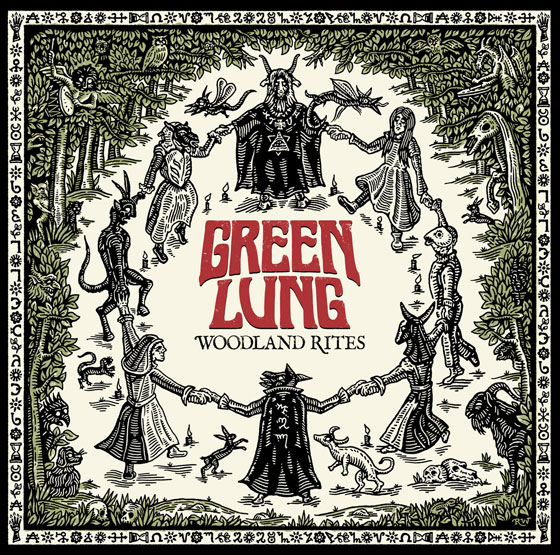Green Lung 'Woodland Rites'