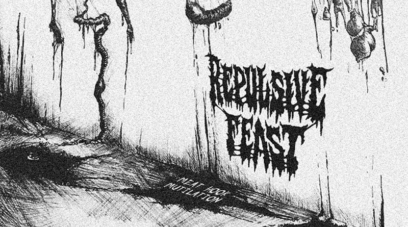 Repulsive Feast 'Meat Hook Mutilation'