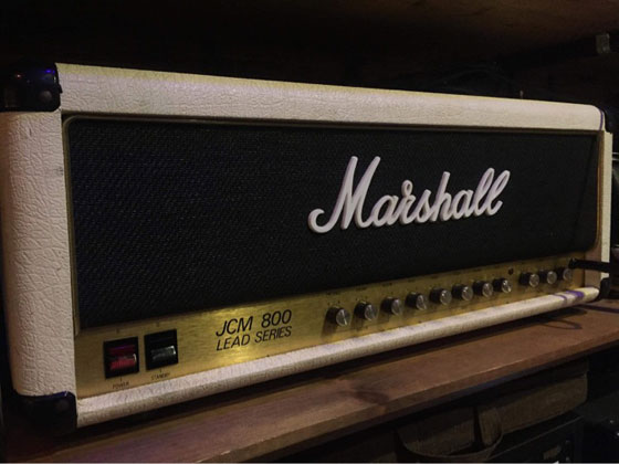 Ryan Ferrier - Marshall Amp