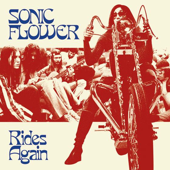 Sonic Flower 'Rides Again'