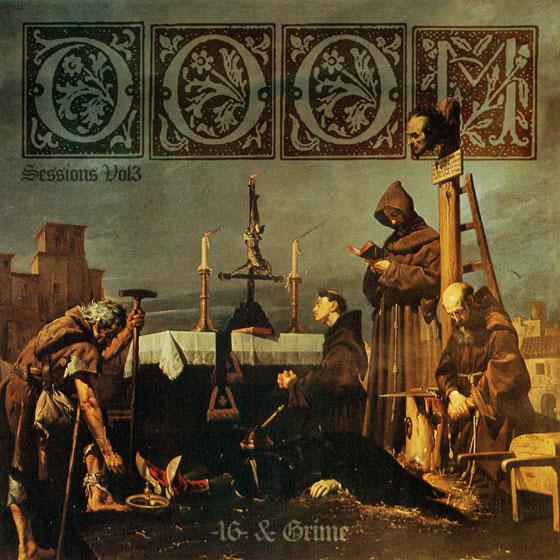 -(16)- & Grime 'Doom Sessions Vol. 3'