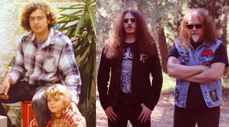 Chris Babalis Sr. & Jr. of Acid Mammoth