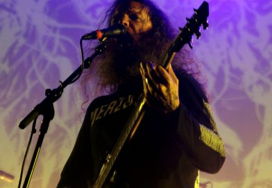 In Search Of Tone: Aaron Turner Of SUMAC, Old Man Gloom, Mamiffer & ISIS