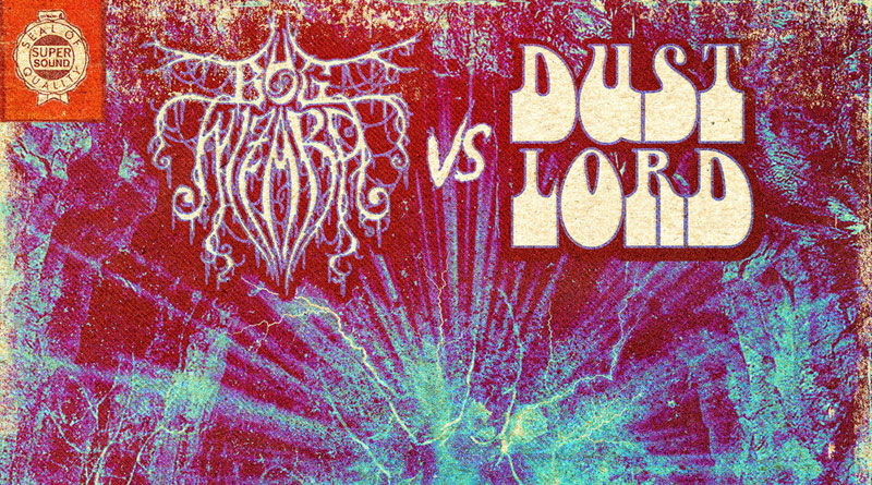 Bog Wizard vs Dust Lord 'Four Tales Of The Strange'