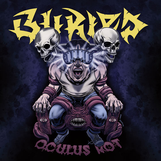 Buried 'Oculus Rot'