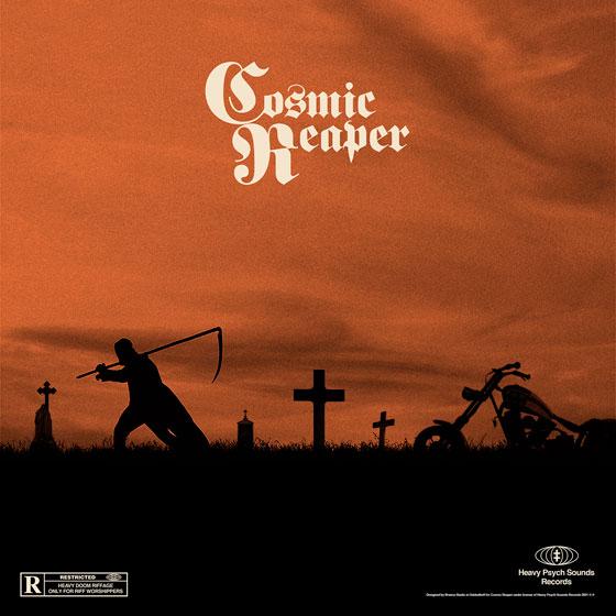 Cosmic Reaper 'Cosmic Reaper'