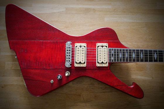 DF Guitars - Ulfur