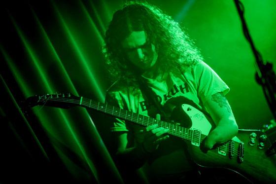 Jake Wallace / Elder Druid