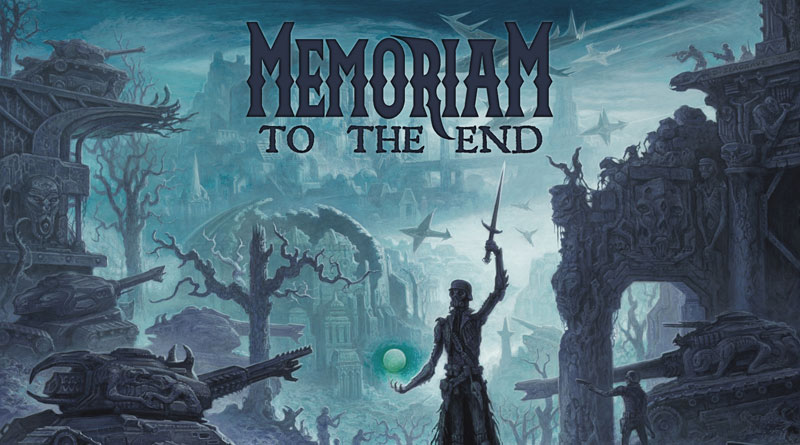 Memoriam 'To The End'