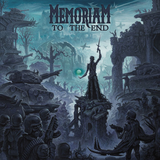 Memoriam 'To The End'