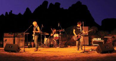 Nebula 'Live In The Mojave Desert - Volume 2'