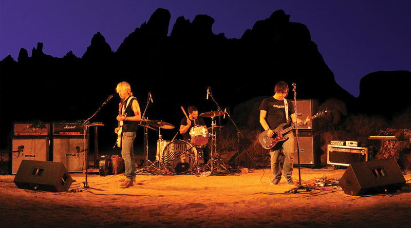 Nebula 'Live In The Mojave Desert - Volume 2'