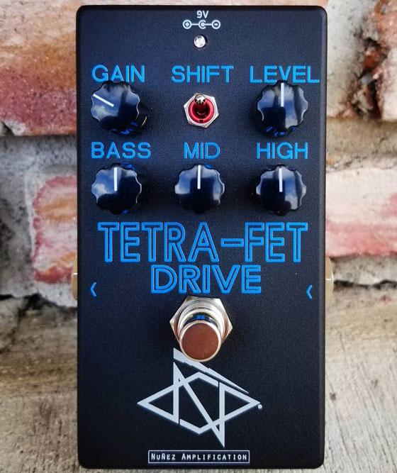 Nuñez Amplification - Tetra Fet Drive