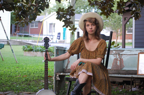 Angela Autumn - Photo by Zachariah Orbin