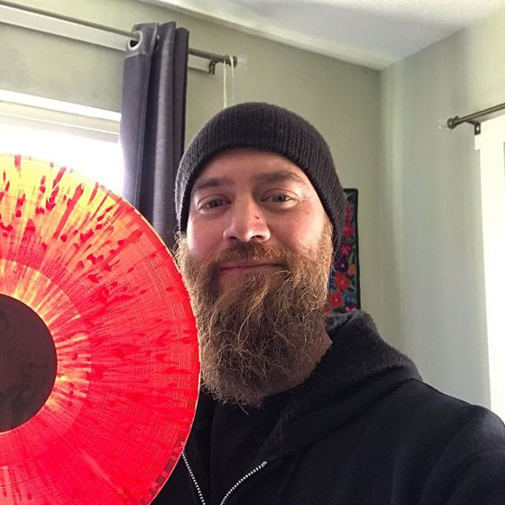 Brad Frye / Red Mesa / 'The Path To The Deathless' vinyl