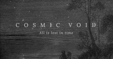 Cosmic Void 'All is lost in time'
