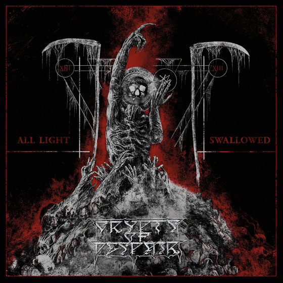 Crypts Of Despair 'All Light Swallowed'