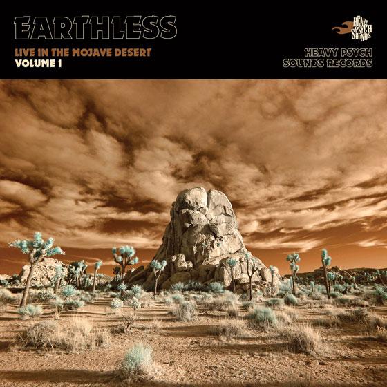 Review: Earthless 'Live In The Mojave Desert – Volume 1'