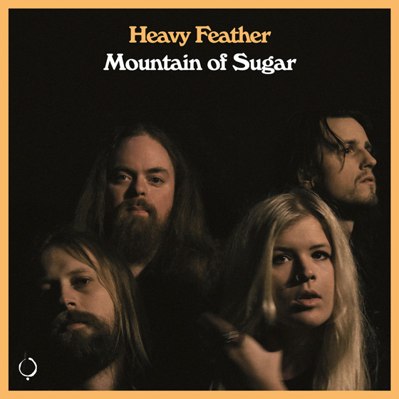 Heavy Feather 'Mountain Of Sugar'