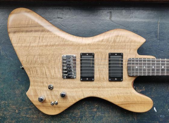 Jake Leyland / Beggar - Monson Guitars Palehorse