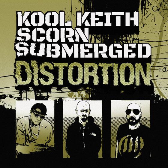 Kool Keith + Scorn + Submerged 'Distortion'