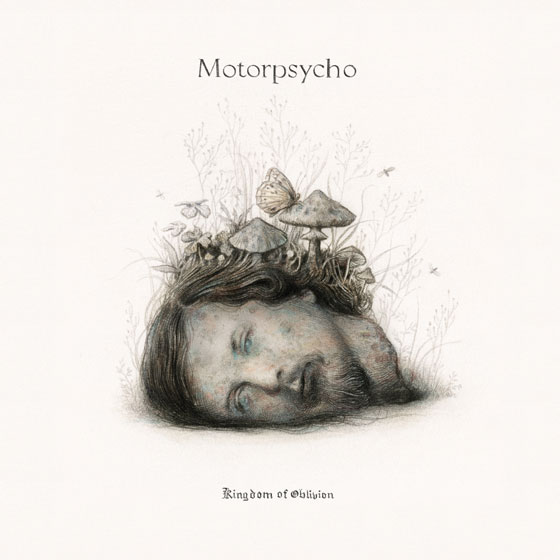 Motorpsycho 'Kingdom Of Oblivion'
