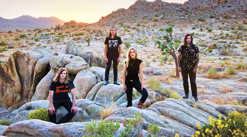 Spirit Mother 'Live In The Mojave Desert – Volume 3'