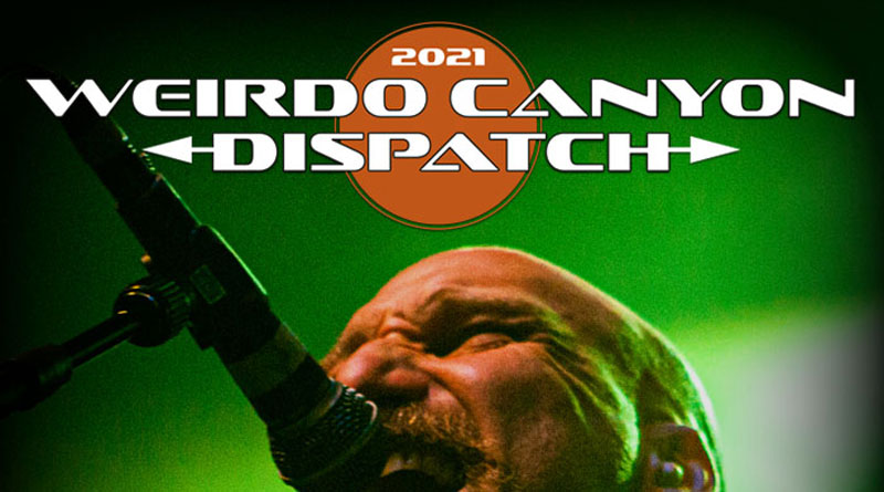 Weirdo Canyon Dispatch 2021 - Saturday