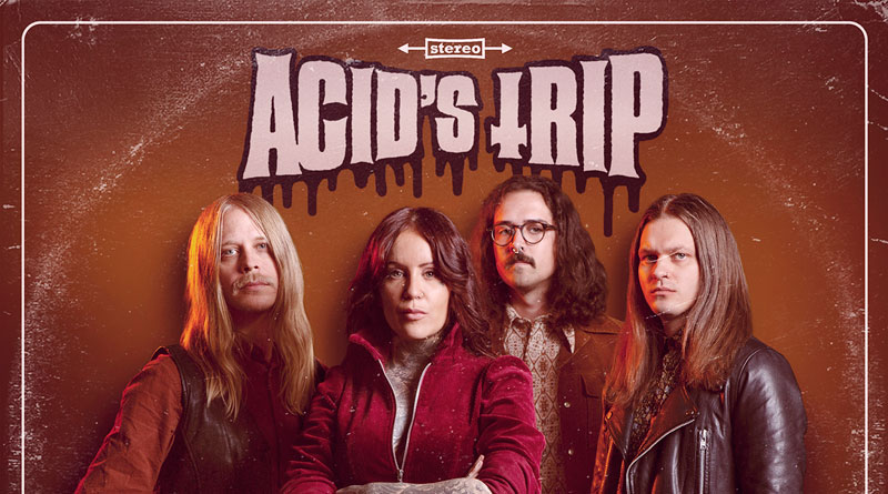 Acid's Trip 'Strings Of Soul'