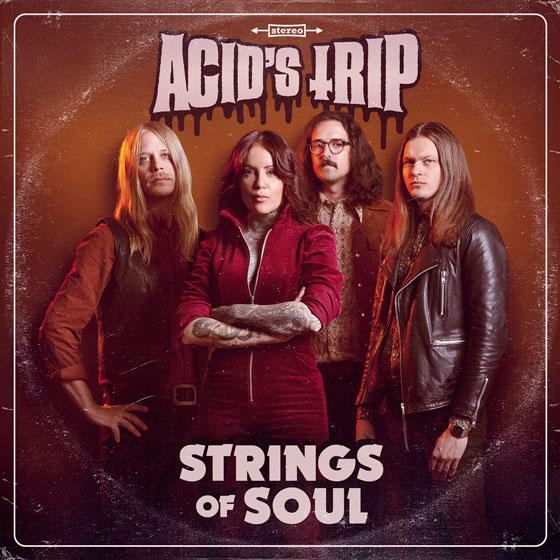 Acid's Trip 'Strings Of Soul'
