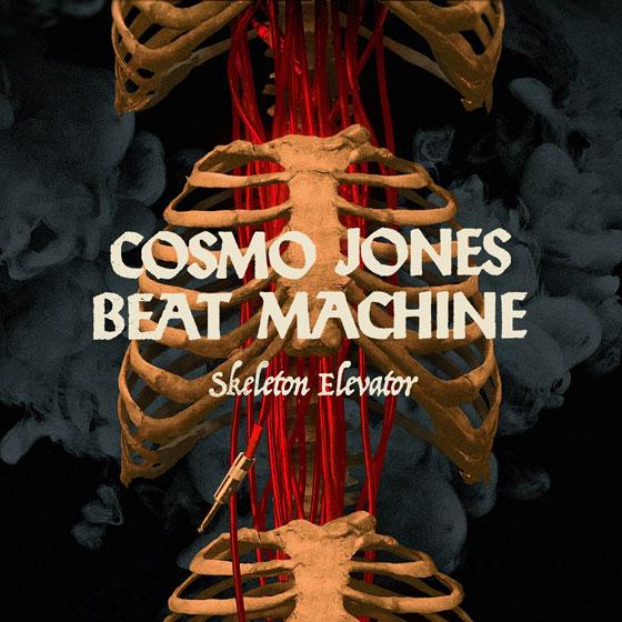 Cosmo Jones Beat Machine 'Skeleton Elevator'