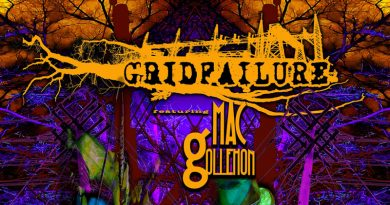 Gridfailure Featuring Mac Gollehon 'Dismemberment Cabaret'