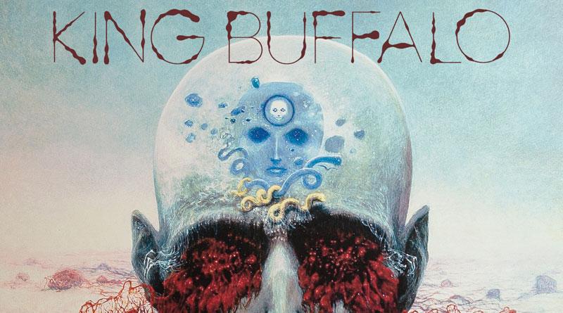 King Buffalo 'The Burden Of Restlessness'