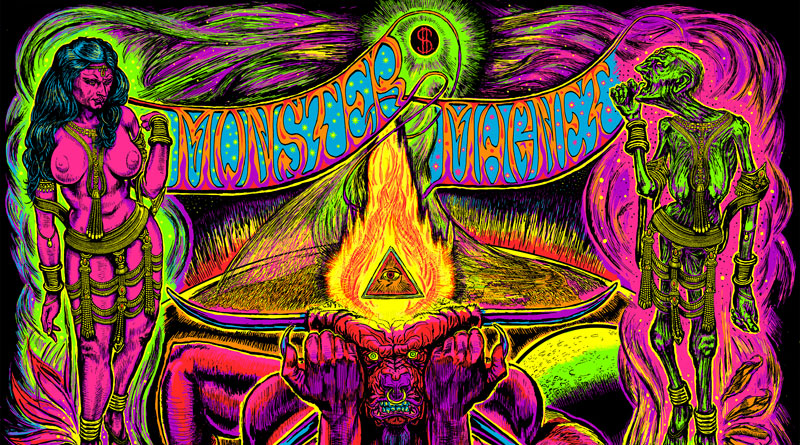 Monster Magnet 'A Better Dystopia'