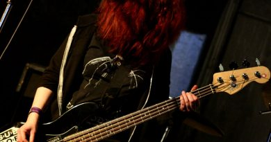 Tanya Byrne / Bismuth - Photo by Lee Edwards