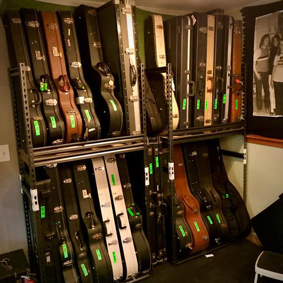 Tony Reed / Mos Generator - Guitars
