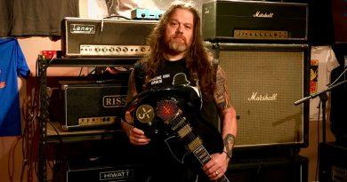 Tony Reed / Mos Generator - Guitar & Amps Rigs