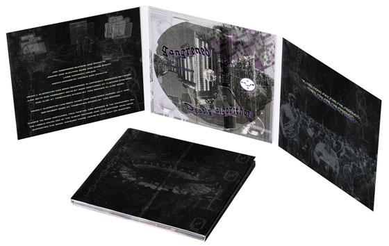 Gangrened 'Deadly Algorithm' CD