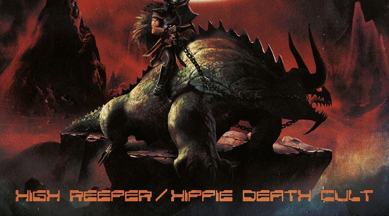 High Reeper & Hippie Death Cult 'Doom Sessions Vol. 5'