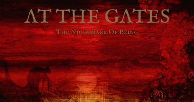 At The Gates 'The Nightmare Of Being'