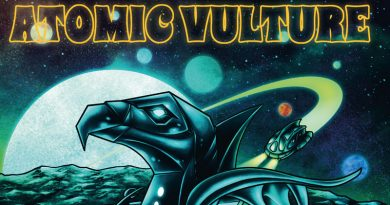 Atomic Vulture 'Moving Through Silence'