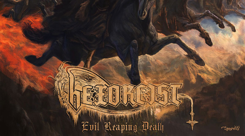 Hexorcist 'Evil Reaping Death'